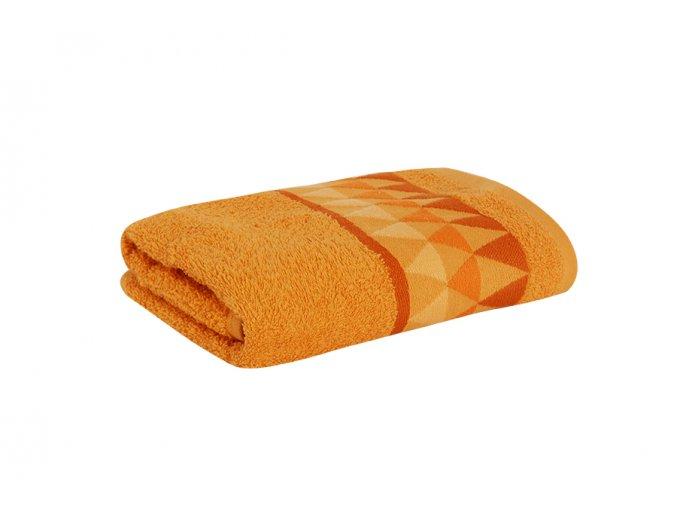 Ručník VERGA oranžový
