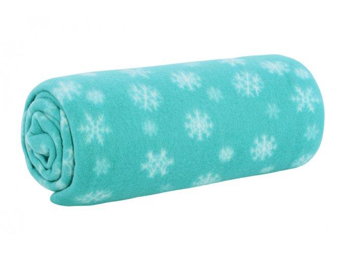 Deka fleece FLONA mint