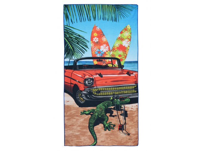 Plážová osuška HAWAI