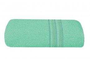 Froté ručník KYPR tyrkysový