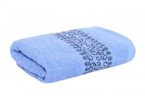 Ručník KEFALA modrý