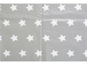 PVC ubrus STARLETA 140x200 cm