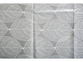 PVC ubrus LISTENA 140x200 cm