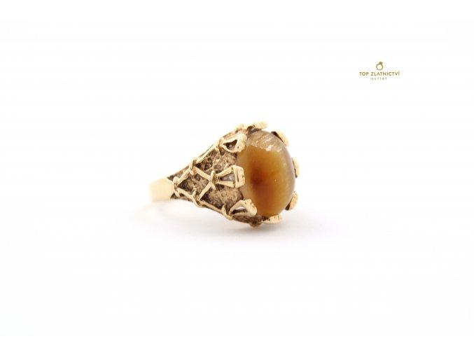 Zlatý prsten 4.25g