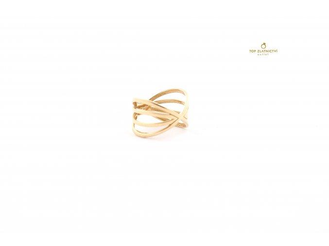 Zlatý prsten 3.16g