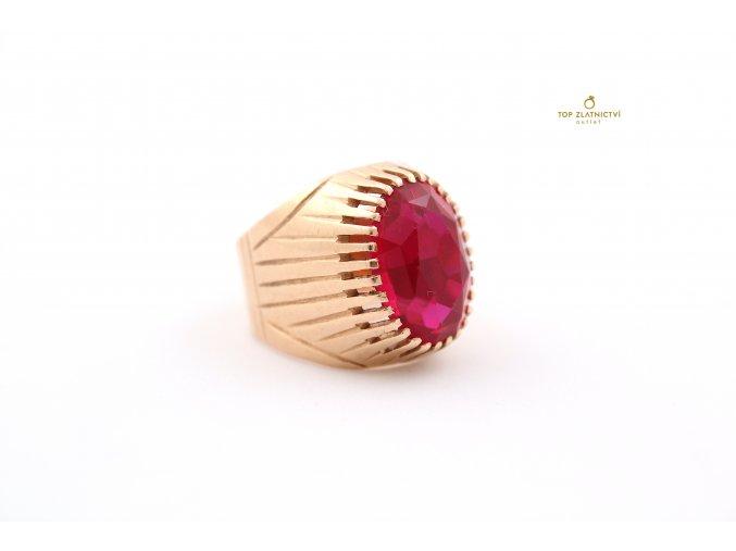 Zlatý prsten 11.21g