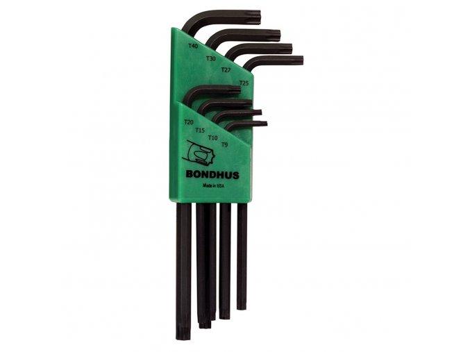 BONDHUS 31834 sada TORX klíčů 8dílná