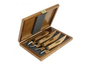 Sada řezbářských nožů 8691 00 NAREX