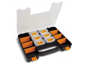 beta 2080 v6 organizer tool case with 6 removable tote trays 47696 p