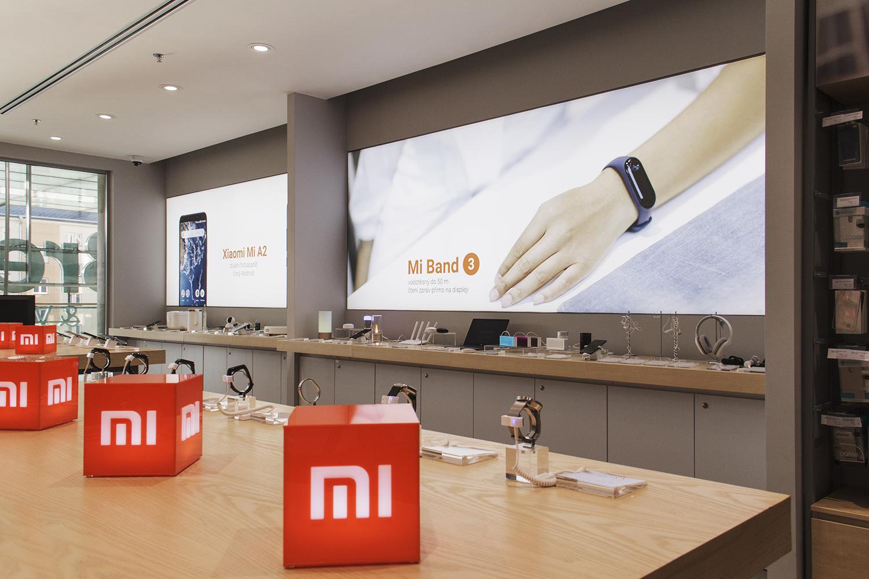 Povedla se nám hezká realizace zakázky pro Xiaomi.