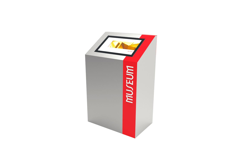 Digitální kiosky a reklamní pulty