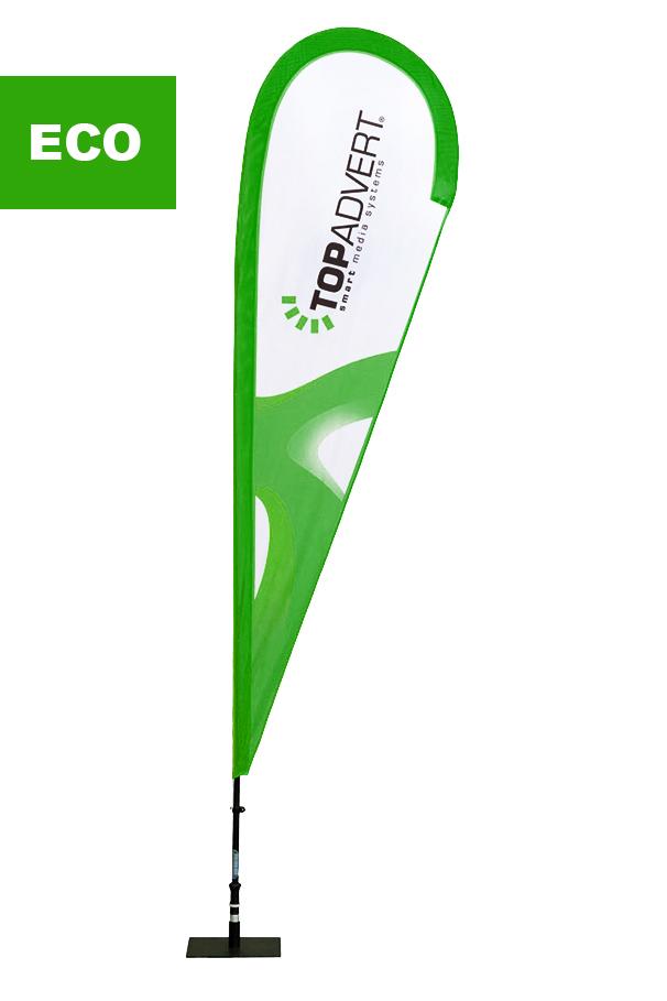 Muší křídla ECO (beach vlajky)