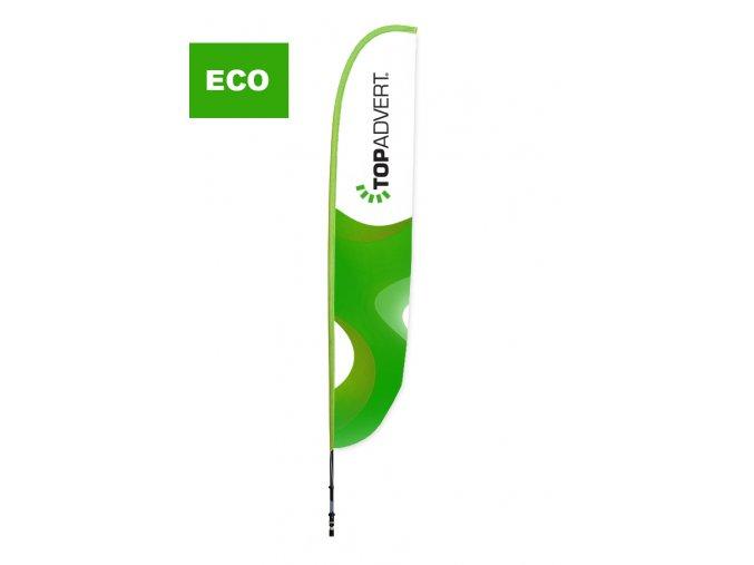 vlajka leaf ECO