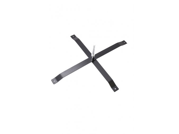 kříž z plocháčů eco 2