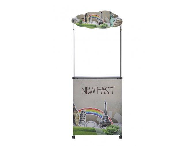 Promo stolek | Prezentační stolek Fast Corner 1