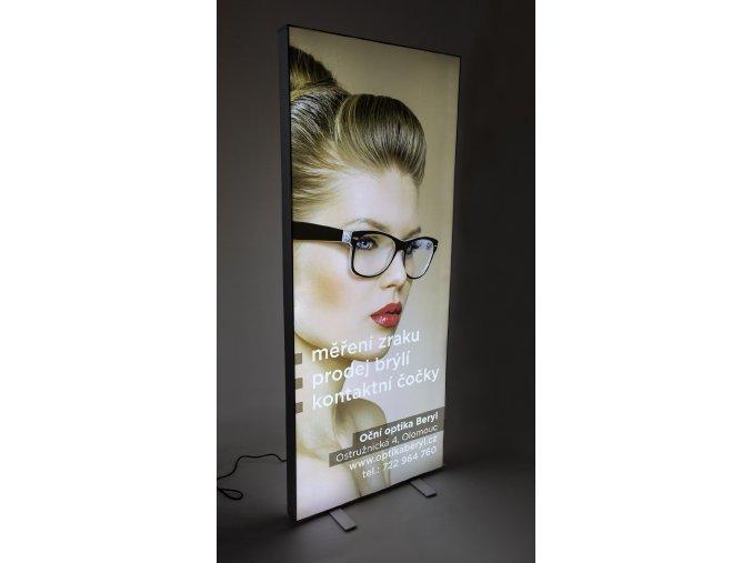 reklamní led panely ledup