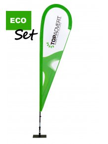 vlajka drop eco