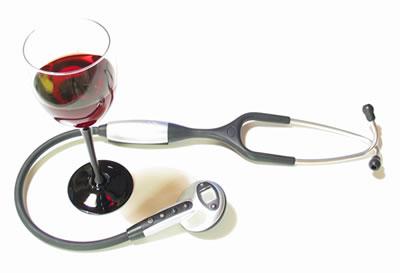 Autem na večírku? A se sklenkou kvalitního a dobrého vína?