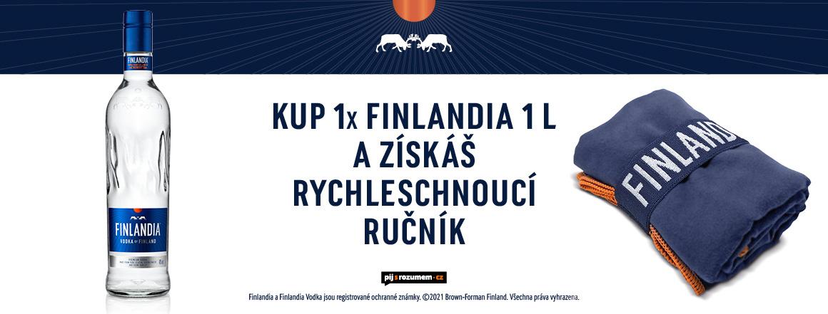finská + ručník