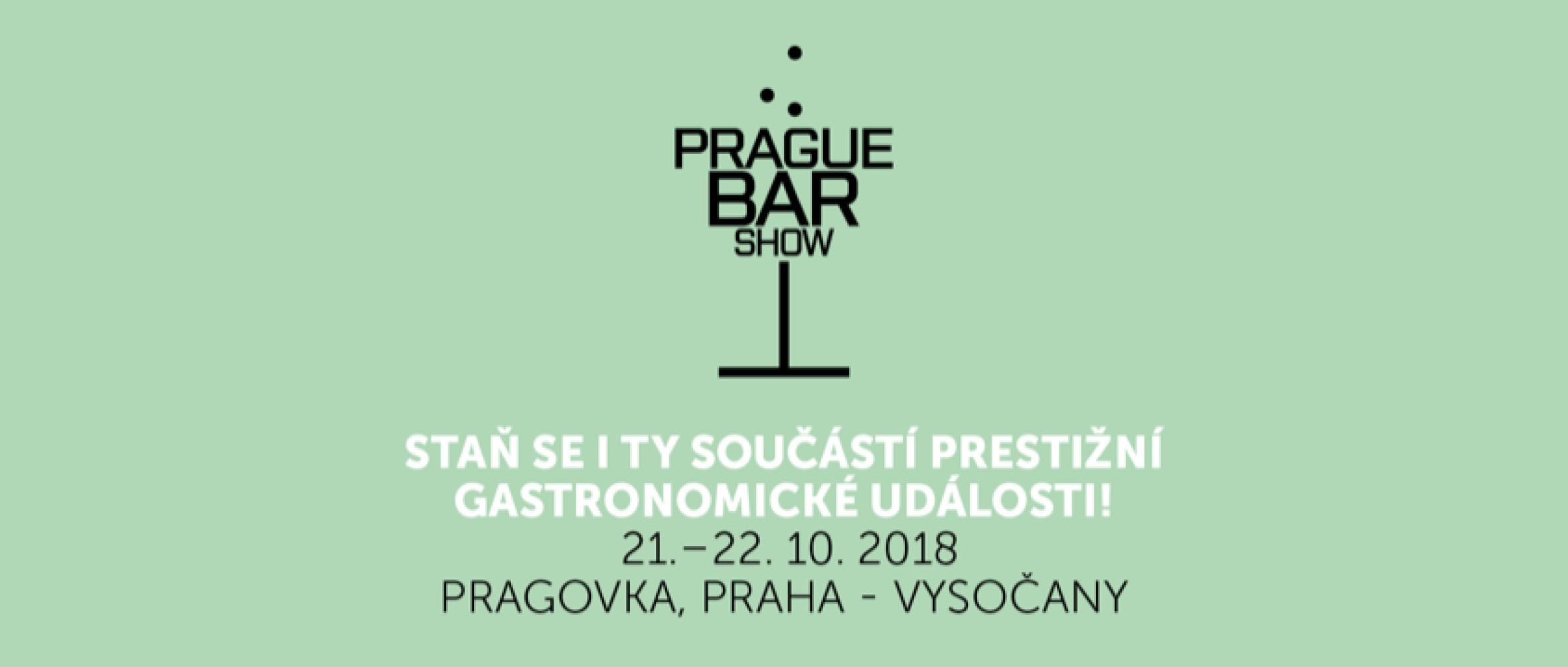 Prague bar show