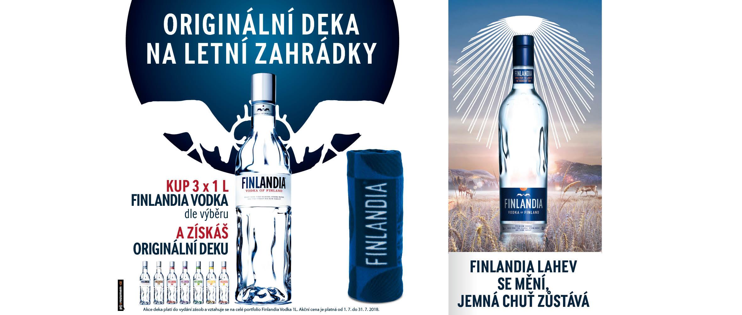 Finlandia + deka