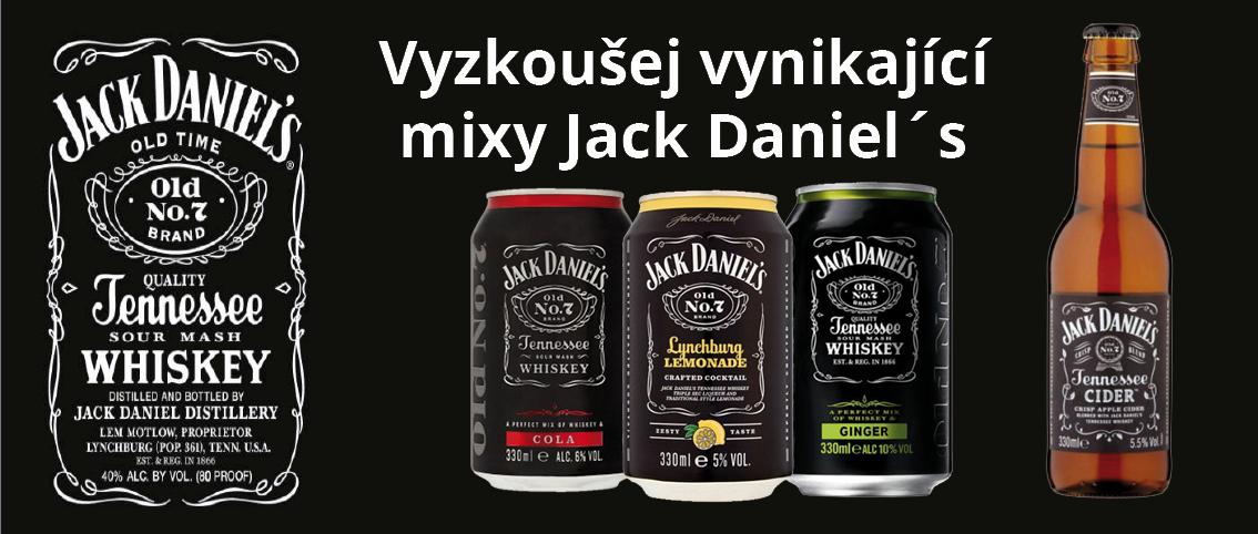 Jack Míchané nápoje