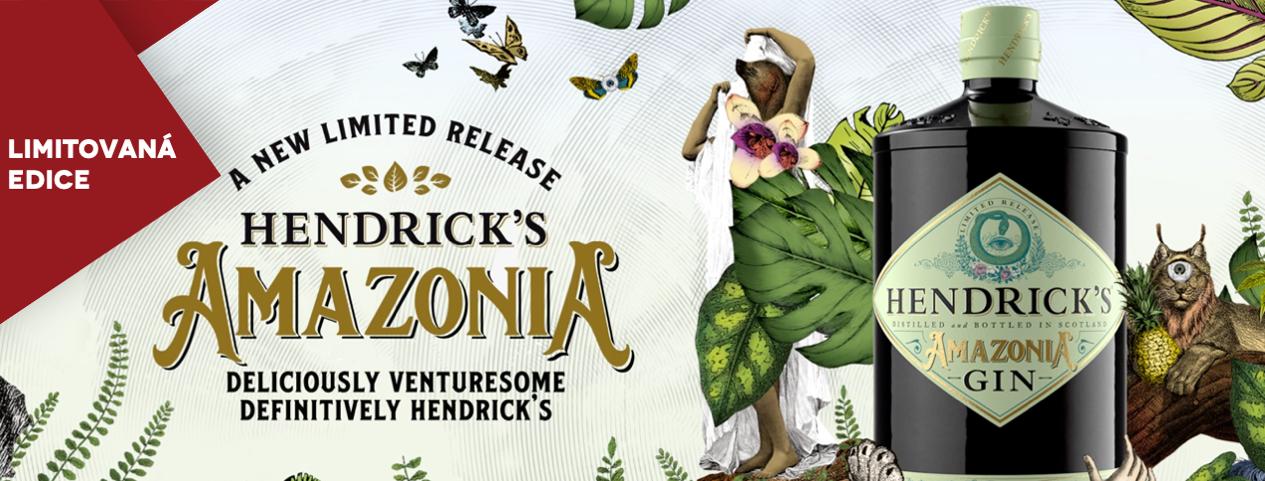 hendricks amazonia