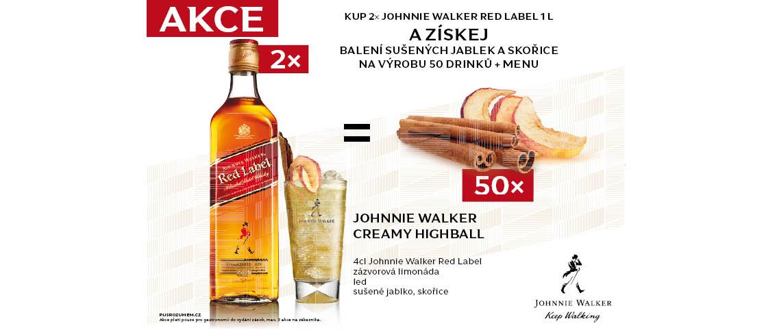 Johnnie Walker Red 1l