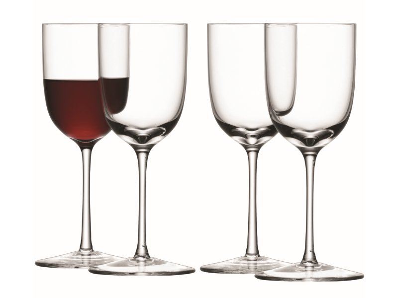 Portské víno - skleničky