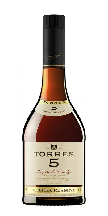 Torres 5 yo Solera Reserva
