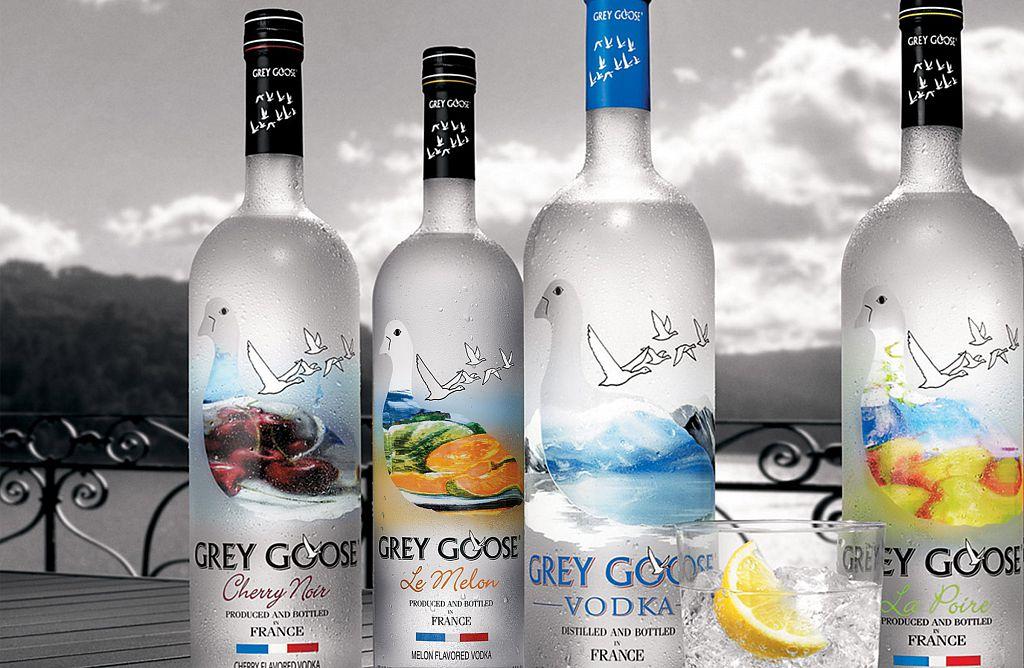 Vodka Gray Goose