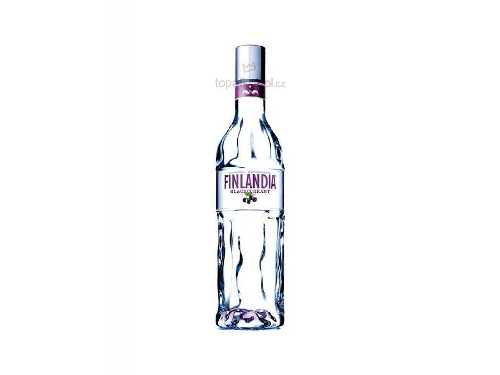 Finlandia Blackcurrant 1 l