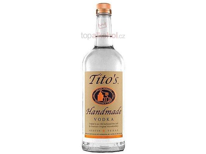 Tito´s Handmade vodka 0,7 l