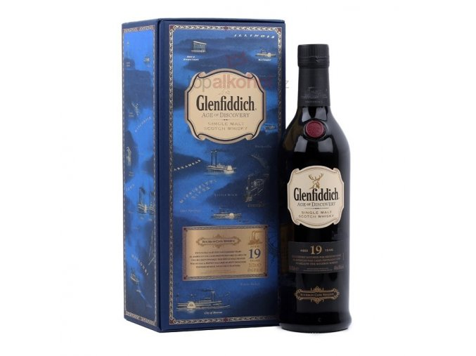 glenfiddich 19yo age of destilery