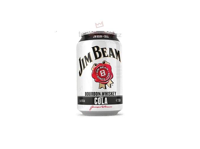 Jim Beam & Cola 0,33l
