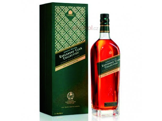 Johnnie Walker Explorers Gold Route  1 l