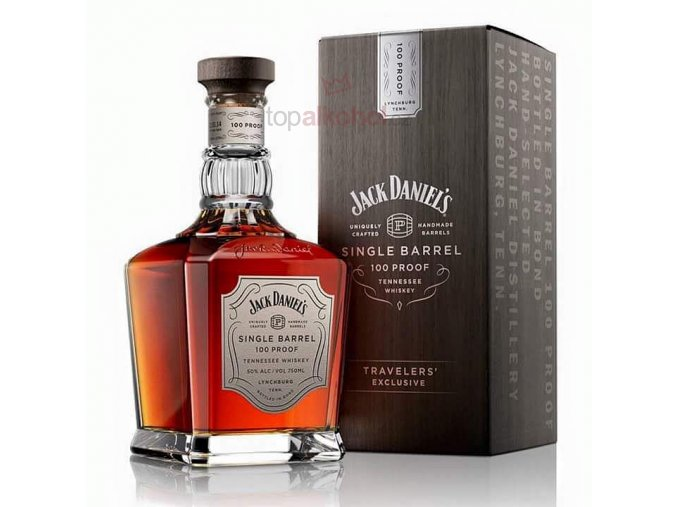 Jack Daniel´s Single Barrel 100 Proof 0,7l