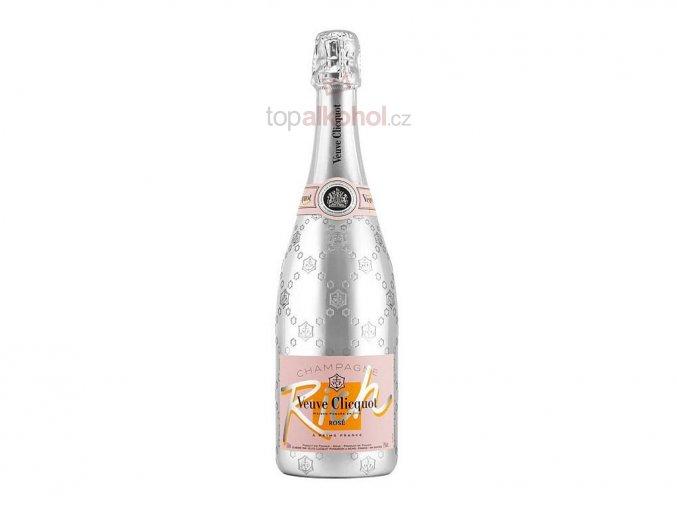 Veuve Clicquot Rich Rosé 0,75 l