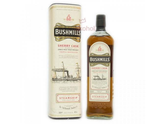 Bushmills Steamship Collection Sherry Cask Reserve 1l