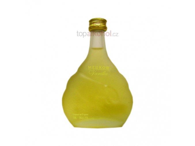 Meukow VS Vanilla Liqueur 0,05l
