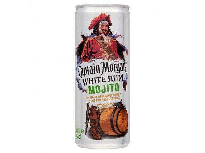 Captain Morgan White Rum Mojito 250 ml