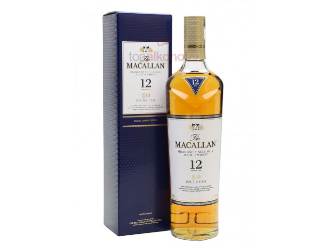 Macallan 12 yo Double Cask 0,7l
