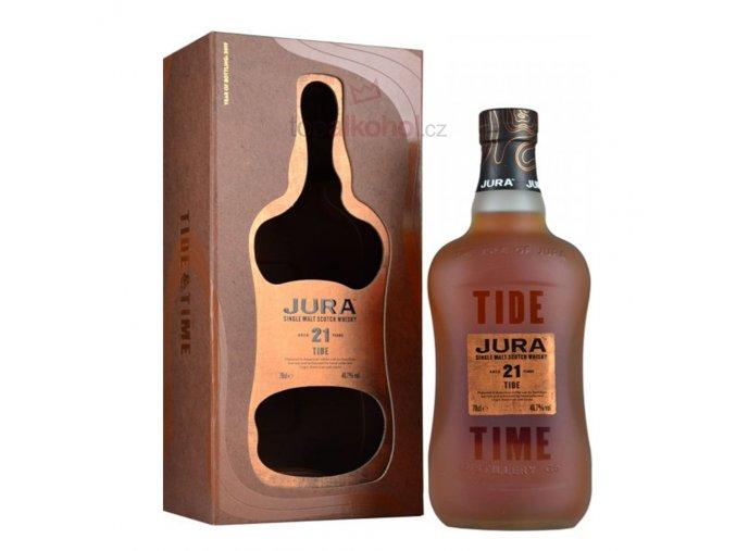 Isle of Jura 21 yo 0,7 l
