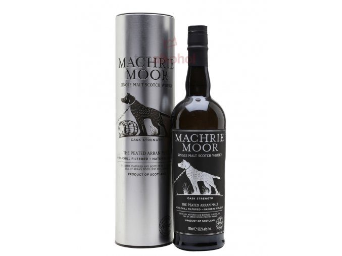 arran machrie moor peated cask strength fourth edition whisky
