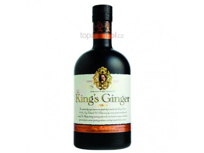 King´s Ginger 0,5l