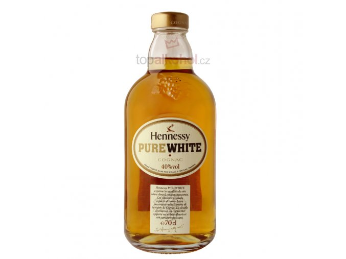 hennessy vs cognac pure white