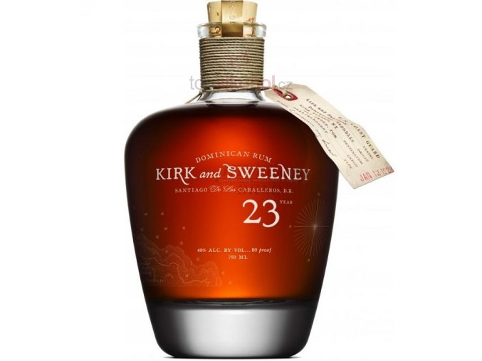 Kirk and Sweeny 23y