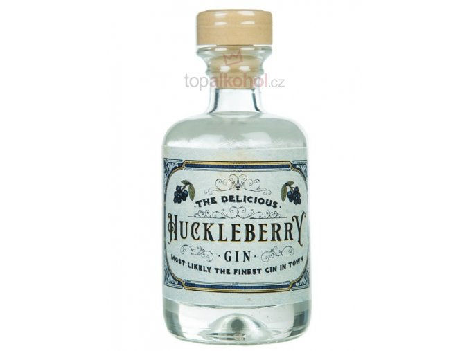 huckleberry gin 4cl mini 2018