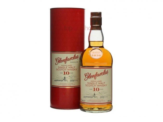 3066 glenfarclas 10 yo highland single malt whisky 0 7 0 jpg big