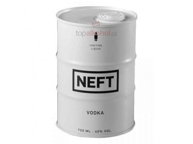 Vodka Neft White Barrel 40 % 0,7 l